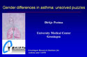 """Gender differences in asthma: unsolved puzzles """